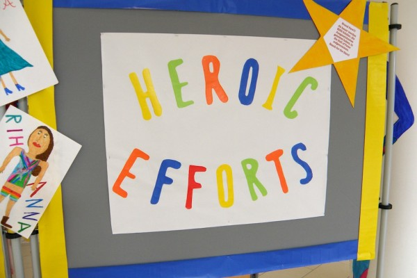 Heroes 4 – Exhibition
